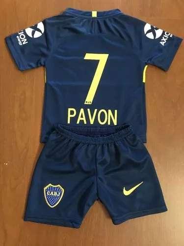 Imagen producto Conjuntos niños Boca Juniors temporada 2019  2