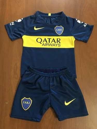 Imagen Conjuntos niños Boca Juniors temporada 2019