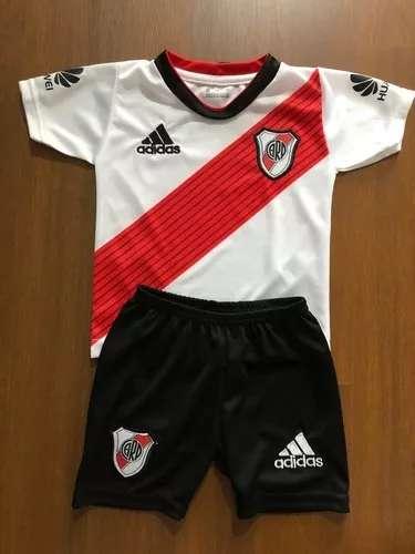 Imagen Equipaciones niños River Plate temporada 2019
