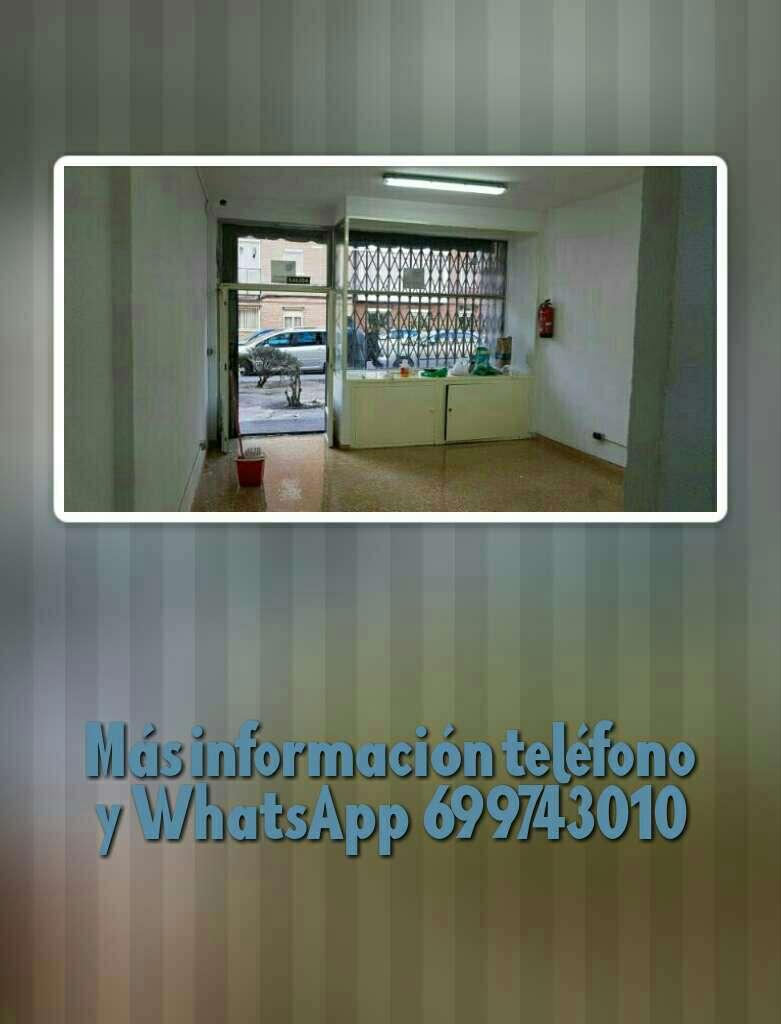 Imagen local 46m2 en alquiler vicalvaro zona nueva valderribas casco antiguo