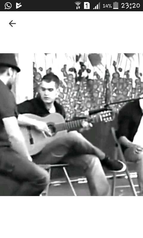 Imagen producto Clases de guitarra flamenca 4