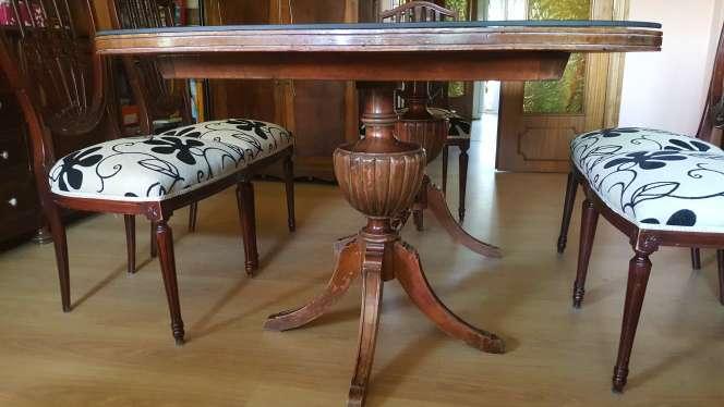 Imagen Mesa comedor con 6 sillas