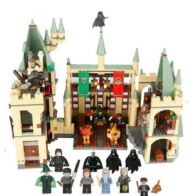 Imagen castillo harry potter