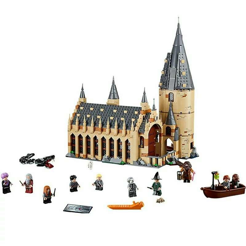 Imagen harry potter juego comedor de hogwarts