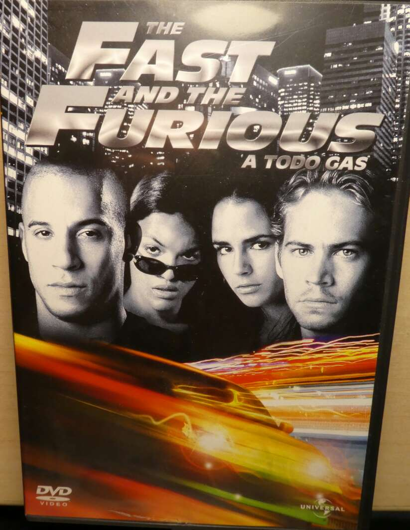 Imagen Colección Fast & Furious (DVD).