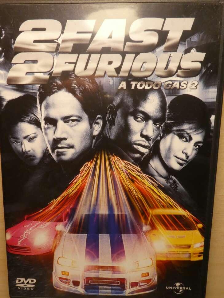 Imagen producto Colección Fast & Furious (DVD). 2