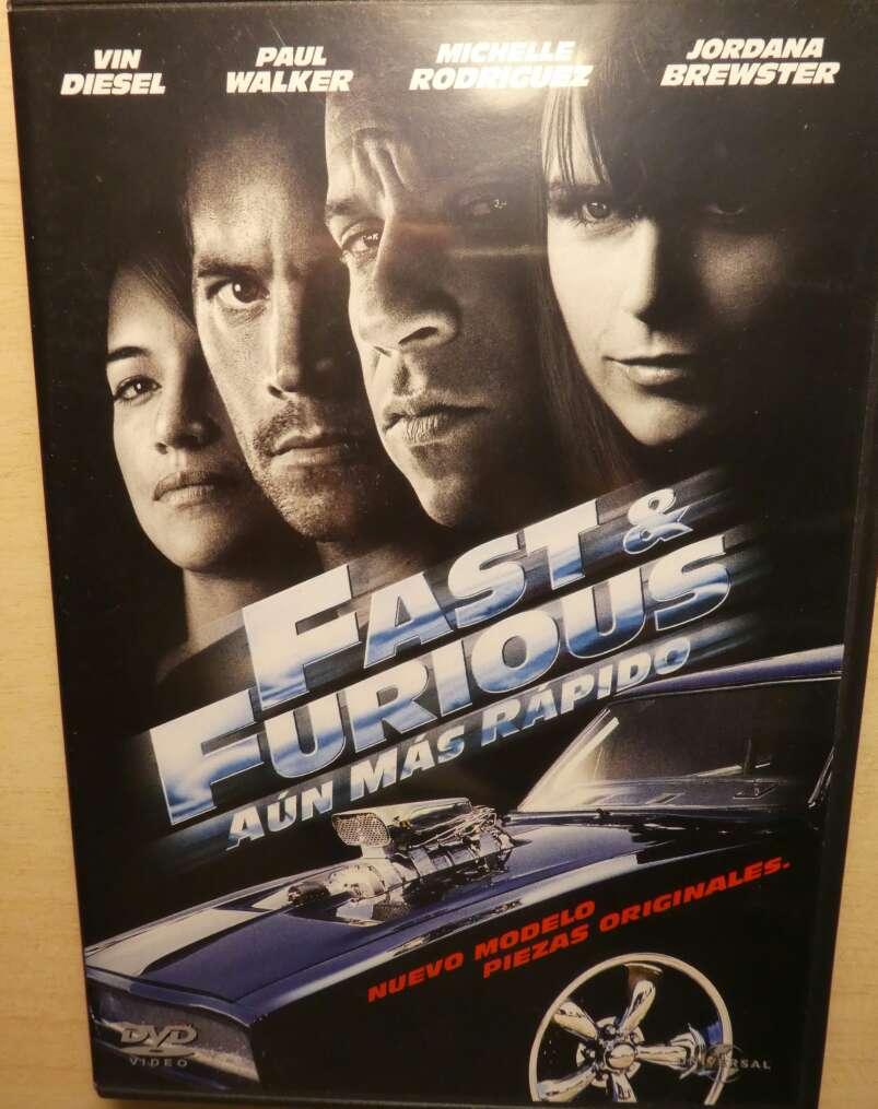 Imagen producto Colección Fast & Furious (DVD). 4