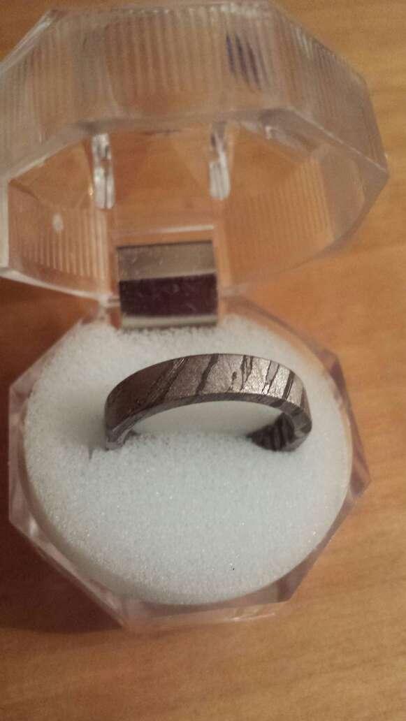 Imagen producto Seymchan palasita anillo meteoro 2