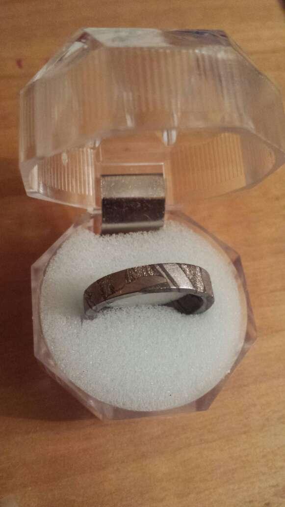 Imagen producto Seymchan palasita anillo meteoro 7