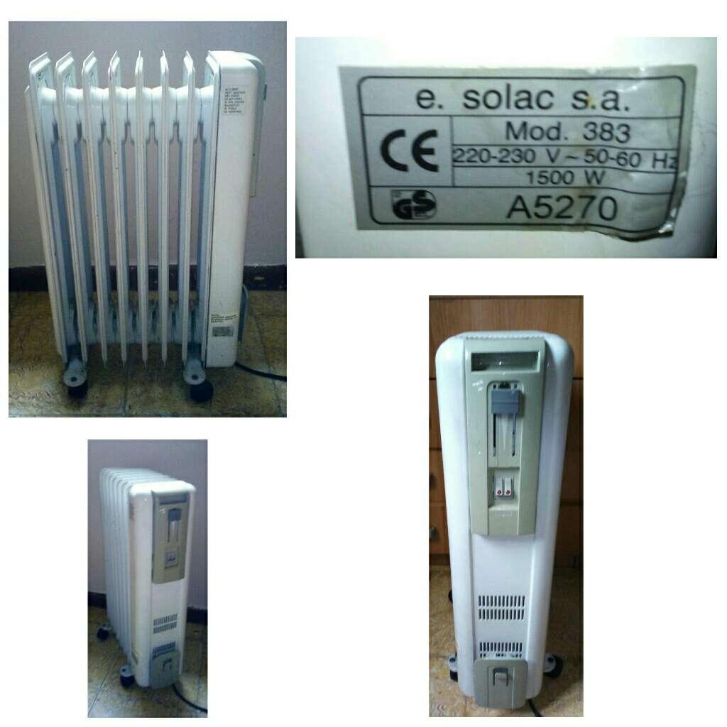 Imagen Estufa Electrica Aceite