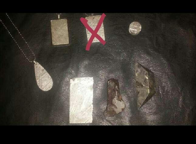 Imagen producto Lote meteoritos grande variado  2