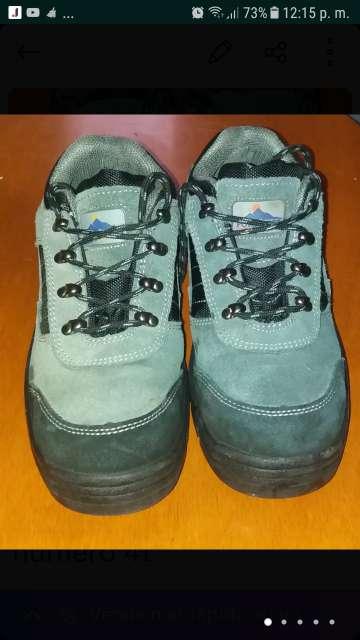 Imagen zapato de trabajó