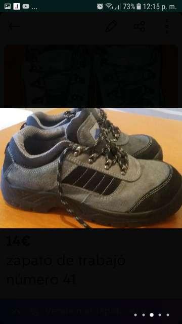 Imagen producto Zapato de trabajó  4