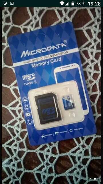 Imagen SD card 32gb