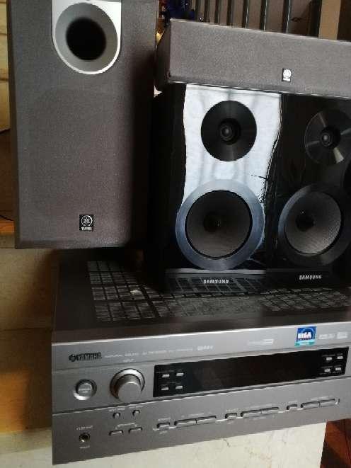 Imagen producto Amplificador música Yamaha 2