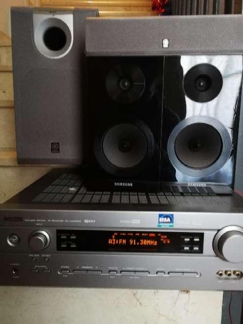Imagen Amplificador música Yamaha