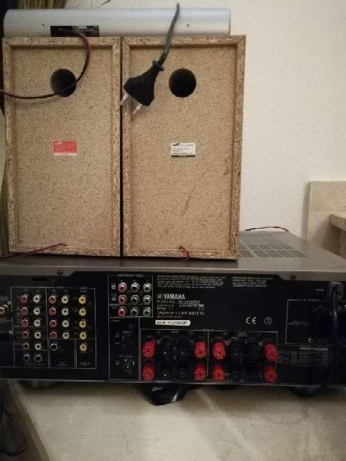 Imagen producto Amplificador música Yamaha 3