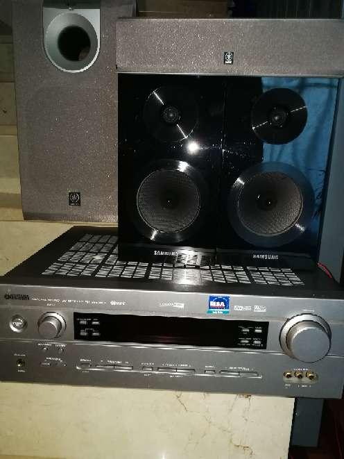 Imagen producto Amplificador música Yamaha 4