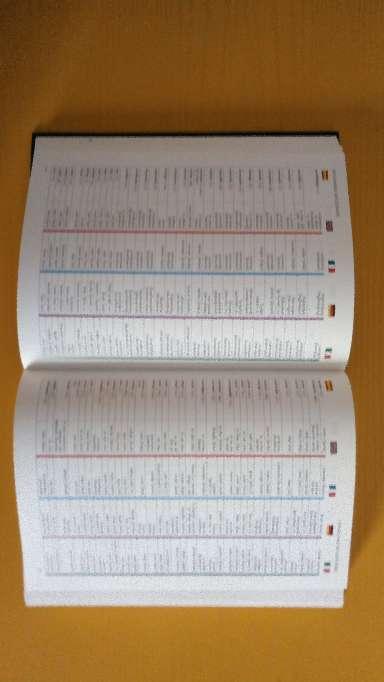 Imagen producto Diccionario Multilingue. 2