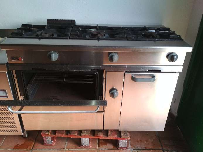 Imagen producto Fagor industrial hostelería cocina 1