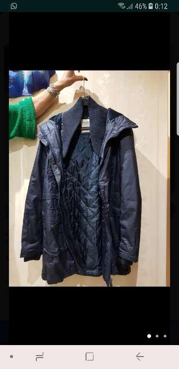 Imagen chaqueta chica azul