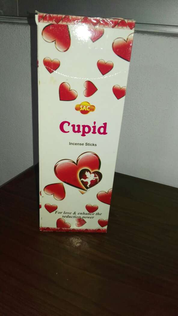 Imagen Cupido incienso sac