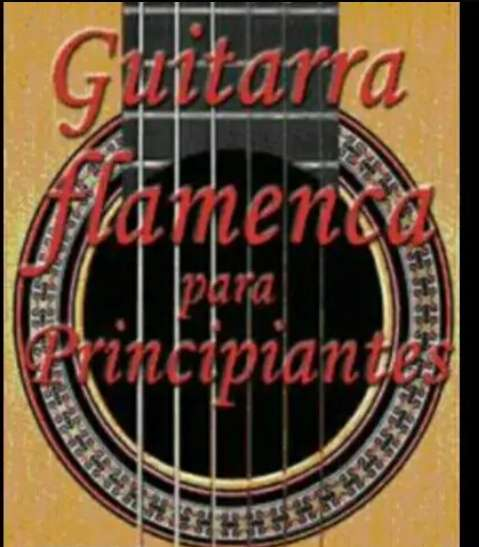Imagen Clases colectivas INICIO GUITARRA FLAMENCA