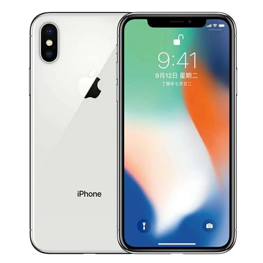 Imagen producto IPhone X de 256 GB originales y nuevos 2