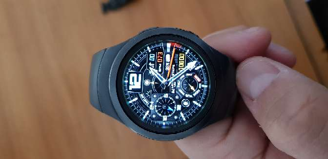 Imagen Samsung Gear S2 Sport