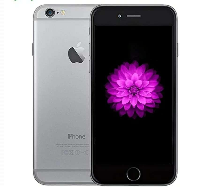 Imagen iPhone 6 PLUS de 128 GB originales en caja cerrada