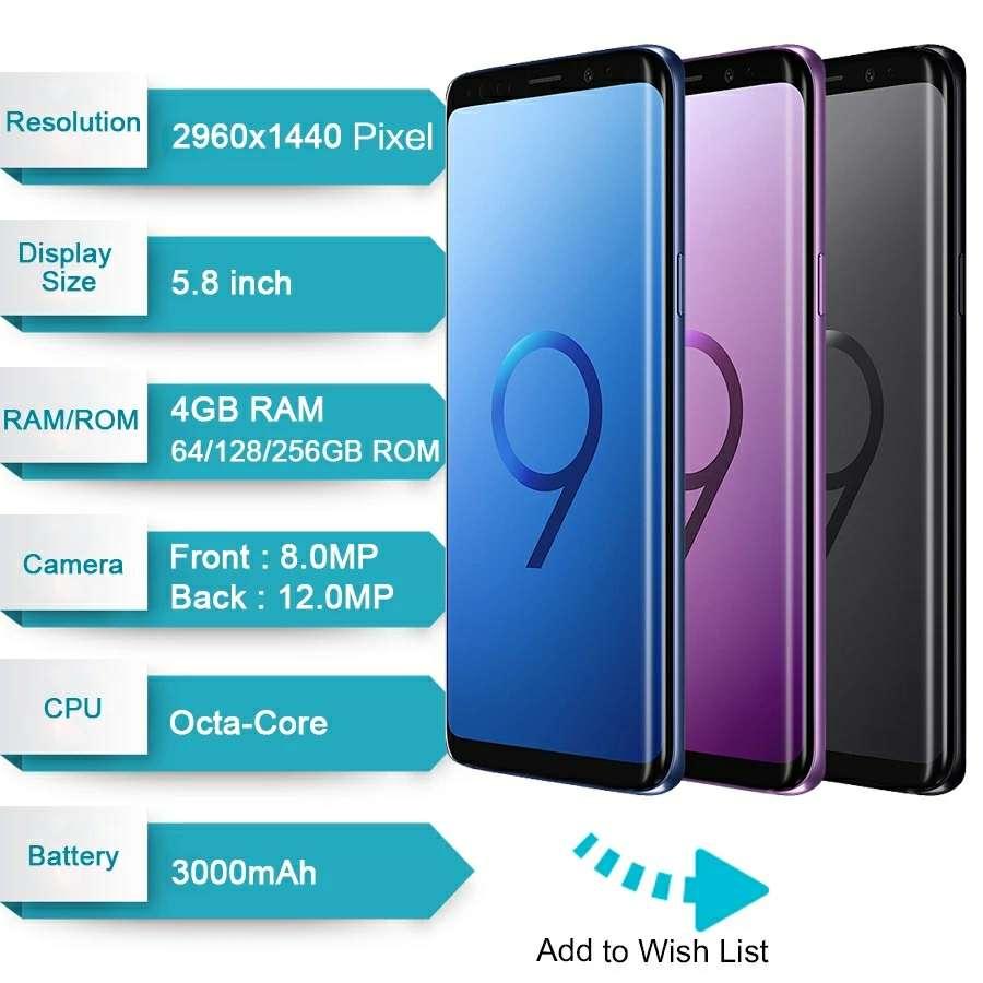 Imagen producto Samsung Galaxy S9 originales de 64 GB 4