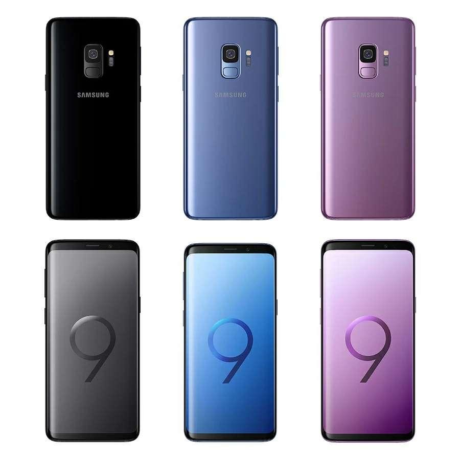 Imagen producto Samsung Galaxy S9 originales de 64 GB 2