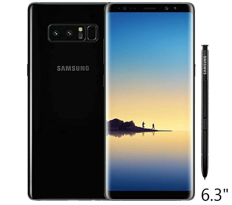 Imagen Samsung Note 8 originales