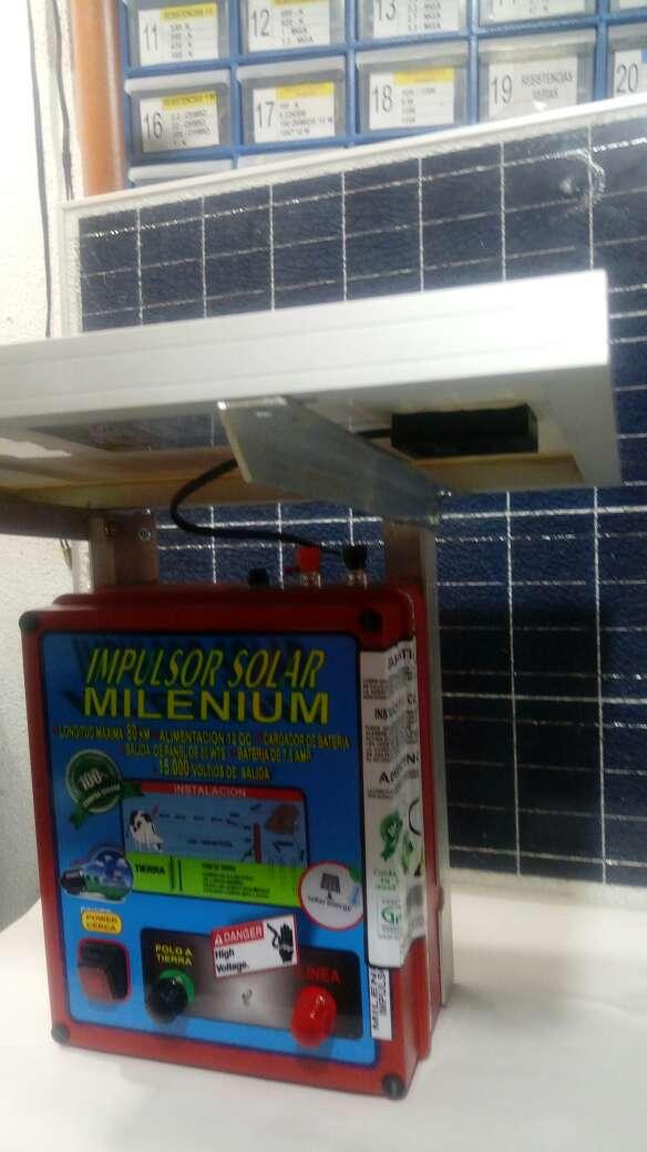 Imagen impulsor solar todo en uno