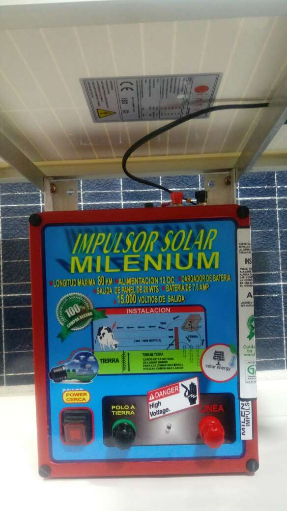 Imagen producto Impulsor solar todo en uno 5