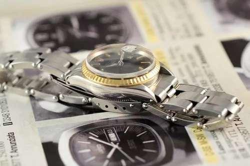 Imagen Rolex original Date año 1967