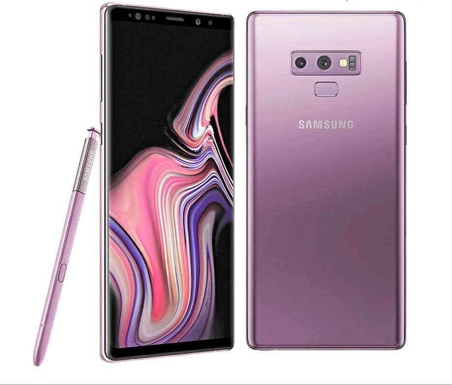 Imagen Samsung Galaxy Note 9 originales