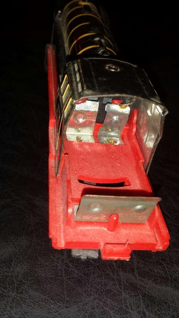 Imagen producto Locomotora juguetes 33 3