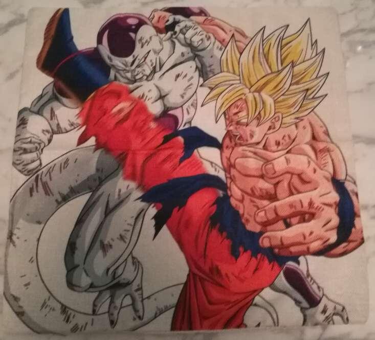 Imagen Funda Cojín Dragon Ball
