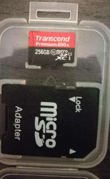 Imagen Transcend Premium 400X