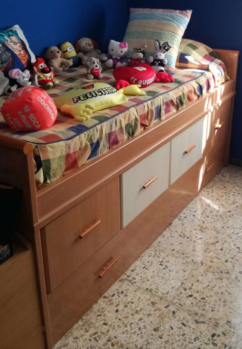 Imagen producto Cama Nido Con Colchón 2