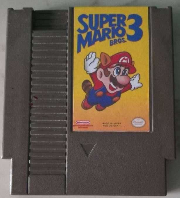 Imagen Super Mário Bros 3