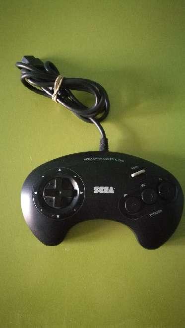 Imagen Mando Sega Megadrive