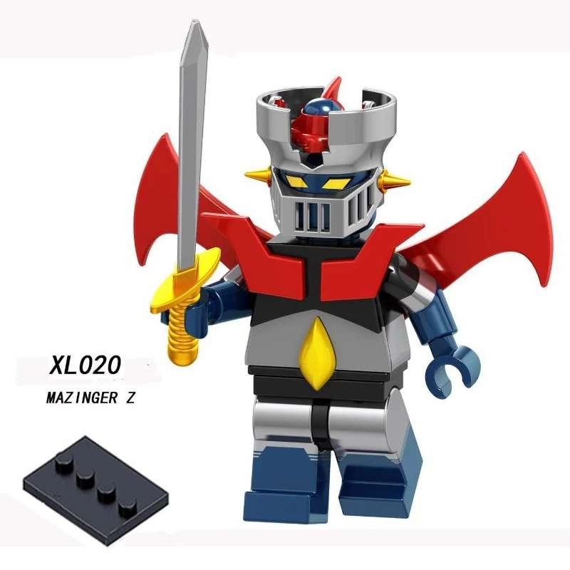 Imagen Figura de Mazinger Z tipo Lego