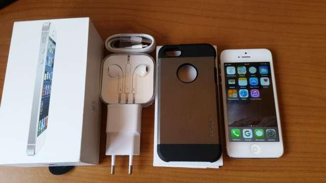 Imagen Iphone 5 blanco
