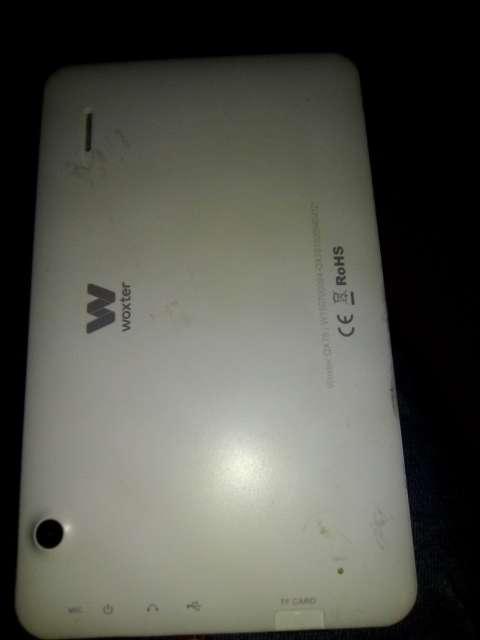 Imagen tablet woxter QX78 7 pulgadas