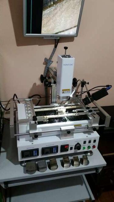 Imagen Máquina de reballing Honton HT-R390