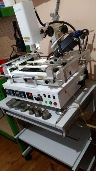 Imagen producto Máquina de reballing Honton HT-R390 10