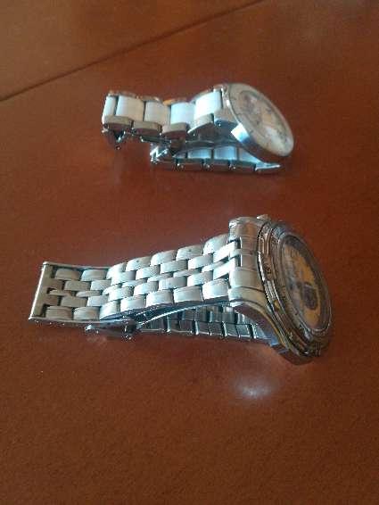 Imagen producto 2 relojes Festina hombre y mujer  2