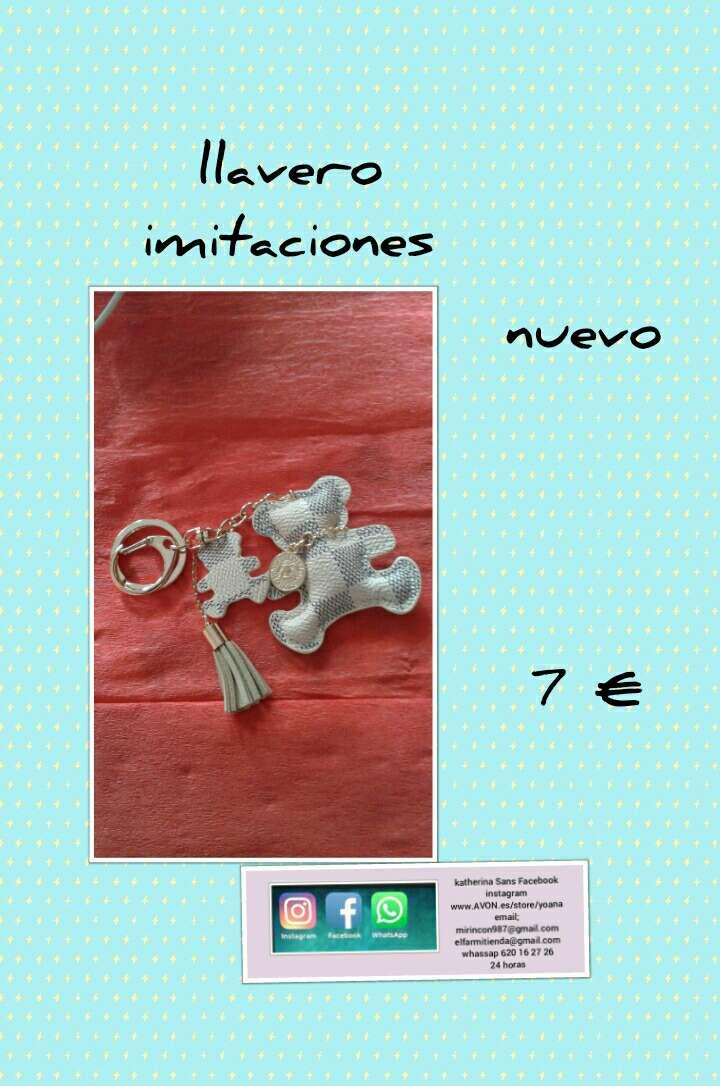 Imagen llavero imitacion